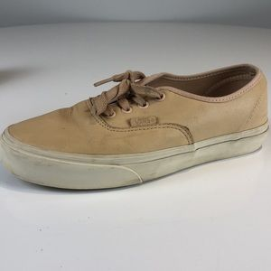 Vans Authentic Leather Uppers Sneakers - Size 7